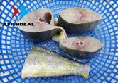 Mahi Mahi Steak - Skin On - Size 140.160 - 100%NW - Check Steak after Defrosted